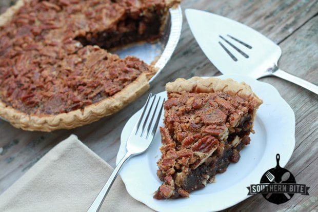 Pecan pie is, without a doubt, one of my favorite Southern desserts ...