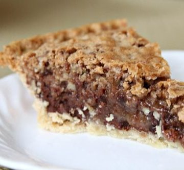 Kentucky Pecan Pie and Why There Will Always Be Canned Cranberry Sauce at Our House