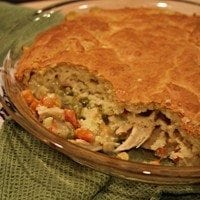 Chicken Pot Pie | SouthernBite.com