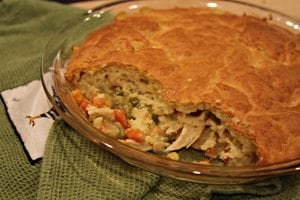 Weeknight Bites: Chicken/Turkey Pot Pie