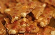 Peanut Brittle | SouthernBite.com