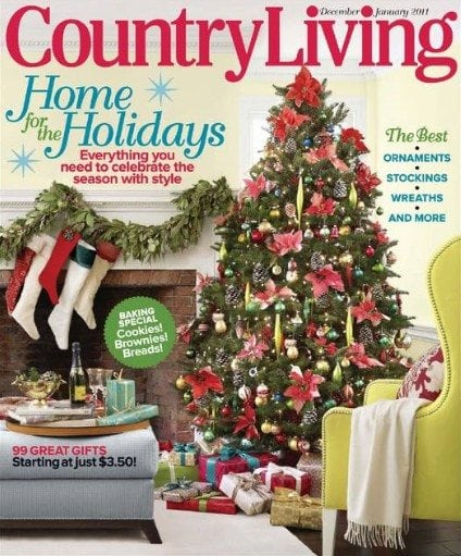 Win A Subscription To Good Housekeeping Country Living Veranda