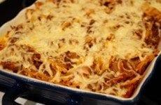 Pizza Casserole | SouthernBite.com