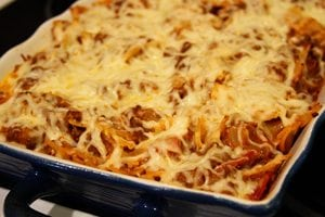 Weeknight Bites: Pizza Casserole
