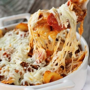Weeknight Bites: Pizza Casserole