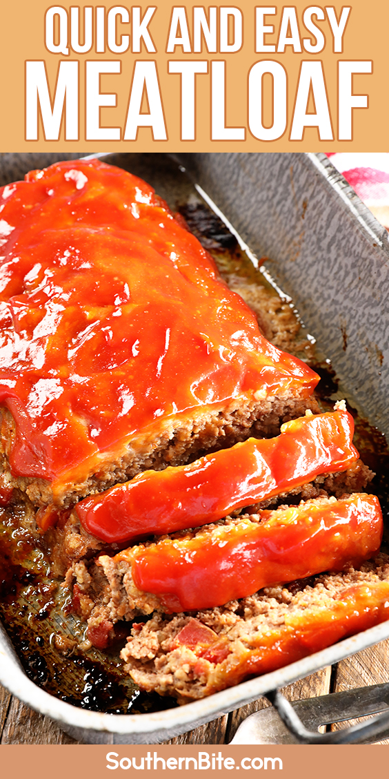 Sliced Quick and Easy Meatloaf