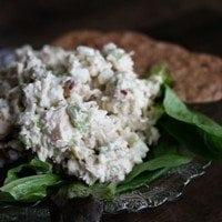 Pecan Chicken Salad | SouthernBite.com