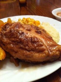 Mom's Chicken and Gravy