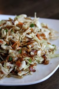 Asian Slaw | SouthernBite.com