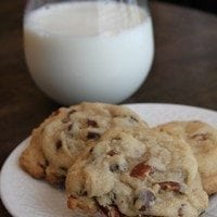 Chocolate Chip Pecan Cookies | SouthernBite.com