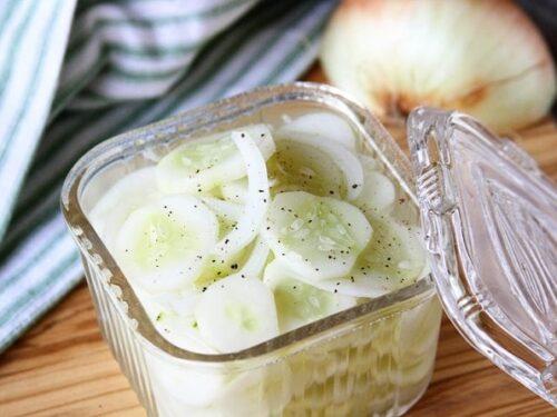 Cucumber Salad Recipe With Evaporated Milk