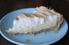 Papa's Lemon Icebox Pie | SouthernBite.com