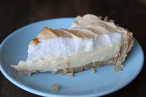 Papa's Lemon Icebox Pie