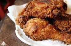 Almost Famous Fried Chicken