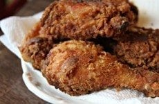 Almost Famous Fried Chicken | SouthernBite.com