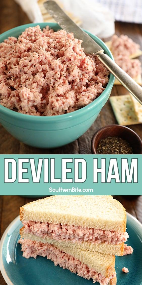 Deviled Ham recipe - images for Pinterest