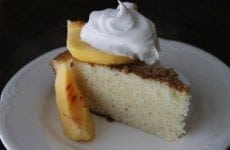 Old Fashioned Skillet Cake (or Plain Cake) | SouthernBite.com