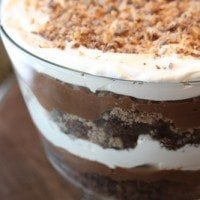 Ultimate Brownie Trifle | SouthernBite.com