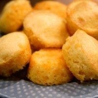 Easy Peasy Cheesy Muffins | SouthernBite.com