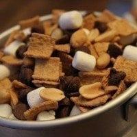 Smores Snack Mix | SouthernBite.com