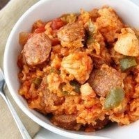 Chicken and Sausage Jambalaya | SouthernBite.com