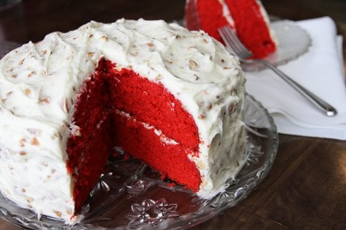 Red Velvet Cake and the Kindness of a Stranger Southern Bite