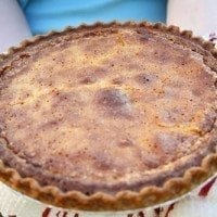 Buttermilk Pie | SouthernBite.com