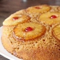 Pineapple Upside Down Cake | SouthernBite.com