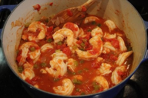 Easy Shrimp Creole - Southern Bite