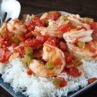 Easy Shrimp Creole | SouthernBite.com