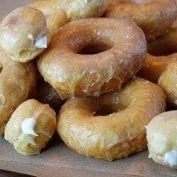 Easy Glazed Doughnuts