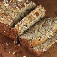 Best Banana Nut Bread | SouthernBite.com