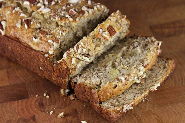 Banana nut bread southern bite anytime i see or smell bananas forumfinder Image collections