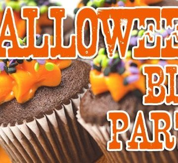 Halloween Blog Party!!!