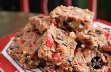 Icebox Fruitcake