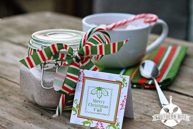 Homemade Hot Chocloate Mix – Great for gifts!