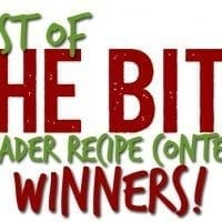 Recipe Contest Winners
