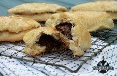 Easy Chocolate Turnovers