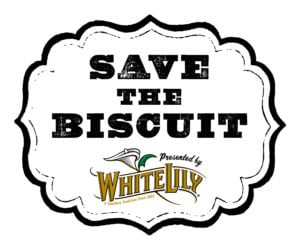 Save the Biscuit Logo