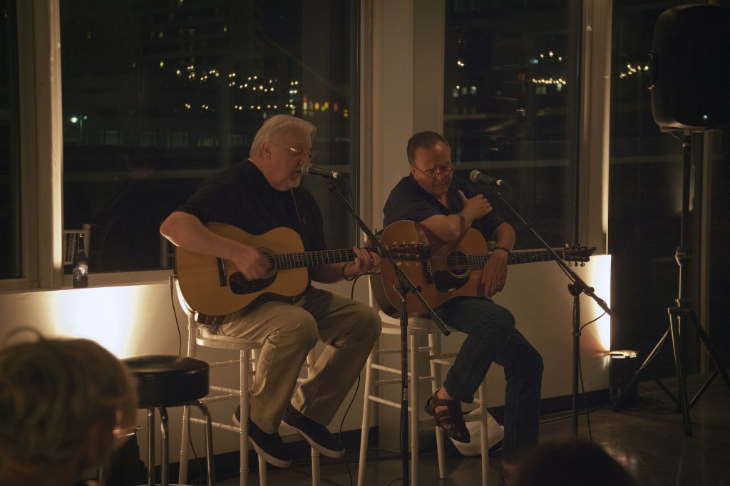 AMAZING songwriters - Pat Alger & Tony Arata - They've written some fo the biggest hits for folks like Garth Brooks, Trisha Yearwood, Patty Loveless, and Bonnie Raitt