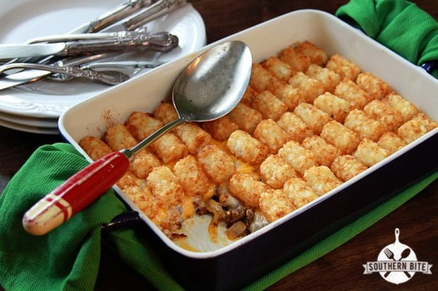 Paige's Tater Tot Casserole