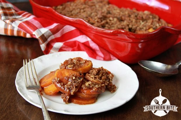 Candied Sweet Potatoes With Pecans Southern Bite