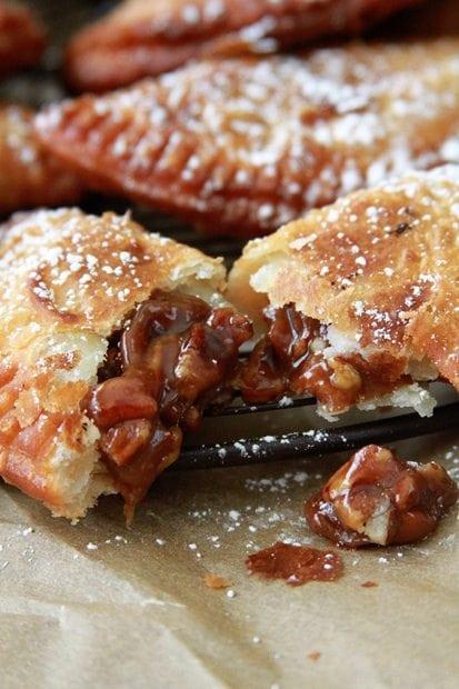 Deep Fried Pecan Pies 2
