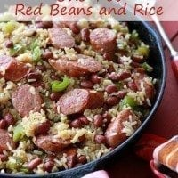Red Beans and Rice - Pinterest