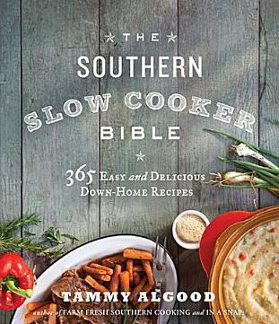 The Southern Slow Cooker Bible: Win 1 of 3 Copies!