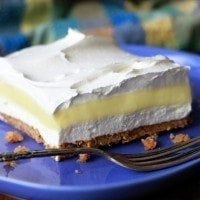 Lemon Icebox Delight
