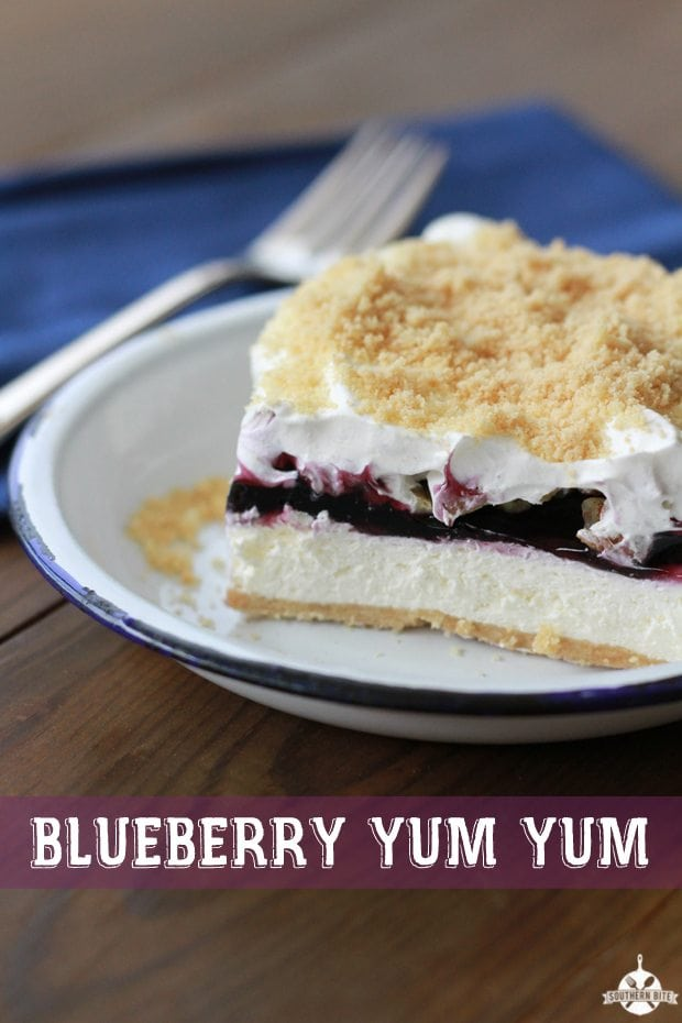 Blueberry Yum Yum - Pinterest