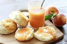 Peach Freezer Jam 3