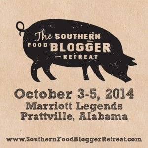 The Southern Food Blogger Retreat