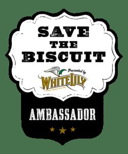 SaveTheBiscuit-Ambassador